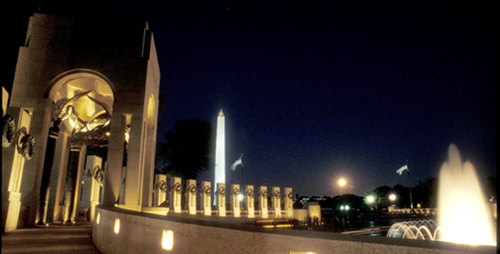 The World War II National Memorial